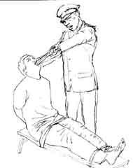 Пытки ступней соски