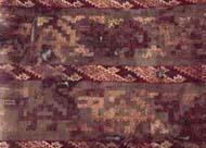 纳兹卡的古文明──陪葬品中的恐龙刺绣及画像(图)