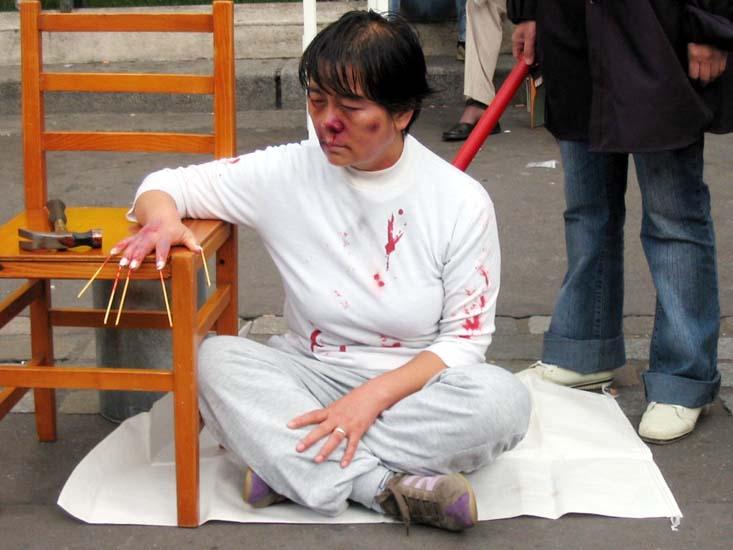 Rencontre chinoise belleville