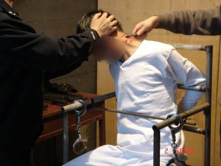 长春插播真相的大法弟子雷明生前遭受的种种酷刑(图) 【明慧网】