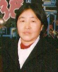 吴英奇唯一的监护人、姑姑吴月霞