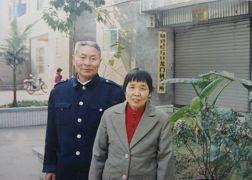 江锡清和妻子