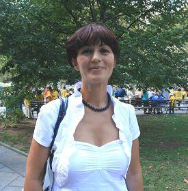 土耳其法轮功学员玛瑞