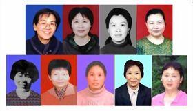 部份被迫害致死的女性法轮功学员