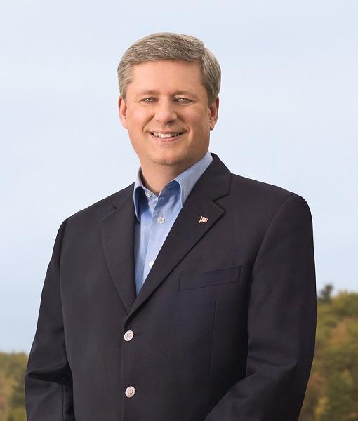 ハーパー・カナダ首相 中国最高指導層に法輪功を言及 記者の質問に対して... カナダ:首相、中国