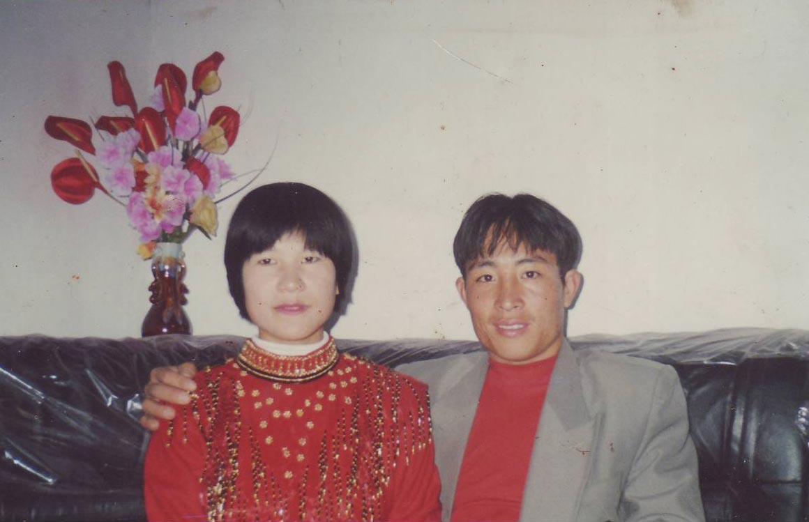 薛玉军的妻子