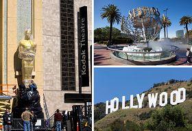 神韵纽约艺术团于二零一二年一月十一日至十四日,在影艺之都——洛杉矶上演五场晚会,连续爆满。
