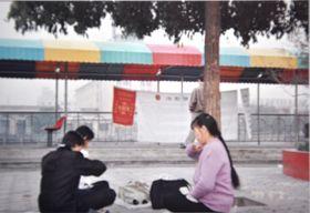 拍摄于青海西宁火车站