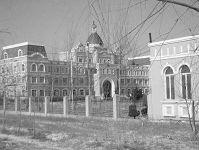 哈尔滨前进劳教所大楼