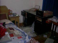 开福区国保非法抄家,近两万元私人财物及现金二万六千余元被抢