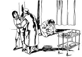 中共酷刑示意图:注射药物