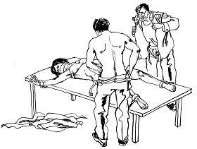 中共酷刑:强奸、轮奸,恶警强奸、轮奸及纵容男犯或社会上的流氓强奸、轮奸法轮功女学员