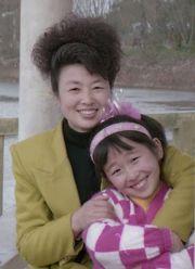 江春燕母女照片