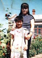 马忠波和小女儿
