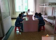 图表32北京女子监狱寬管监区的监室实图