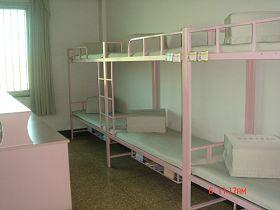 图表33北京女子监狱宽管监区的监室床铺实图