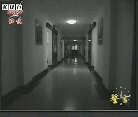 北京女子监狱监区筒道实图