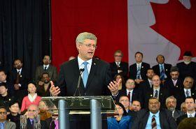 加拿大总理哈珀宣布成立宗教自由办公室