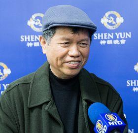 MAG玛萱国际有限公司董事李瑞钦。