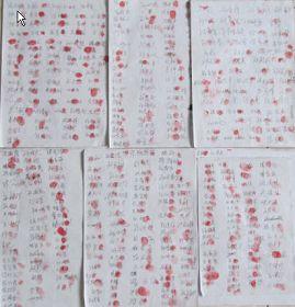 沧县四百三十二人签名声援营救孙玉强老人