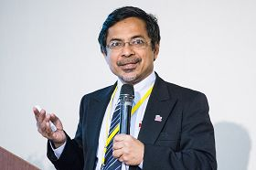 马来西亚国家肾脏登录谘询委员会主席暨研究员肾脏协会主席加扎利•阿迈德