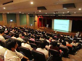 台湾法轮功学员交流、切磋利用网路传递真相讯息的心得