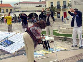 Stubal的民众签名支持反迫害