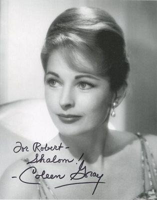 图5:五十年代的科琳•格蕾