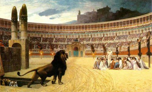 图1:《基督殉道者最后的祈祷》