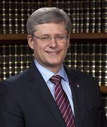 加拿大总理斯蒂文•哈珀
