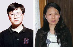 天津市工程师周向阳、李珊珊夫妇