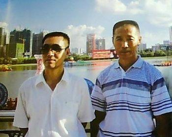 左起:李德祥李德全