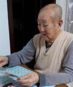孤独的耄耋老人每天思念,盼望好女婿王树祥早一天回家来。