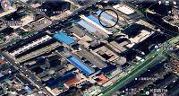上海市提篮桥监狱卫星地图