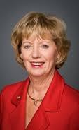 前自由党联邦部长,资深国会议员朱迪•思格若(Judy