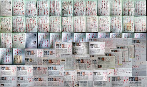 保定、秦皇岛、张家口5038人签名反对中共活摘法轮功学员器官