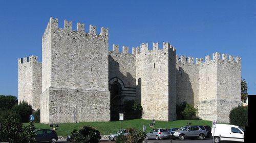 普拉托(Prato)的国王城堡(Il Castello dell'Imperatore di Prato)