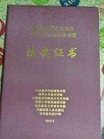 许文龙获得的部分奖项