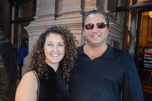&#039圖13:資深銀行投資顧問AnthonySalino先生與RebeccaSalino女士&#039