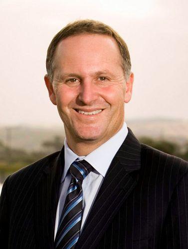 图2:新西兰总理凯伊(John Key)