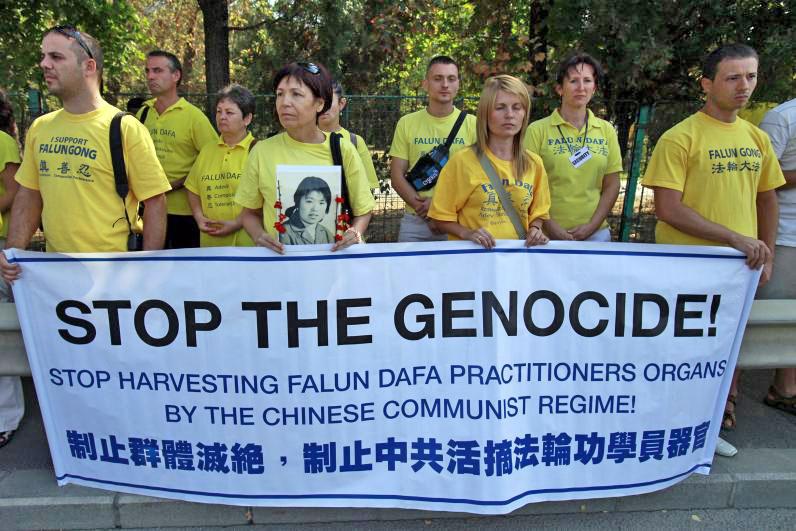 美《新闻周刊》:中共贩卖良心犯器官