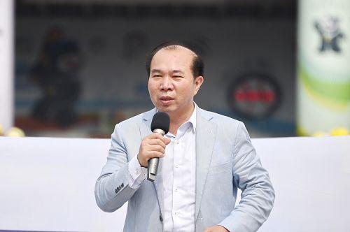 图6:台北市议员张茂楠