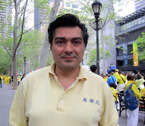 來自伊朗的藝術家、哲學家Soroush Moghadam