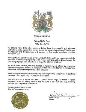 新斯科舍省哈利法斯(Halifax)市長