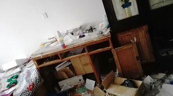 辽宁省抚顺市田彩英女士的家被警察非法抄家后