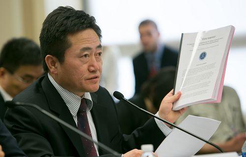 追查国际公众事务主任李祥春