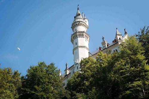 图1:德国著名景点新天鹅堡