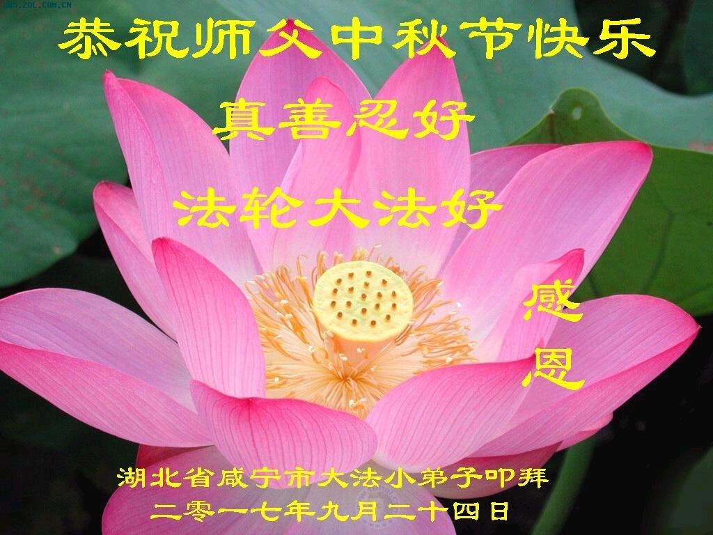 大法小弟子恭祝李洪志大師中秋好(21條)