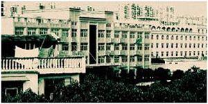 这是2010年后南湖板桥湖北省法制教育所