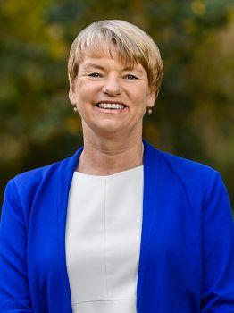 澳洲国会参议员莱斯(Janet Rice)